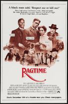 Ragtime - Movie Poster (xs thumbnail)