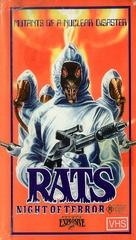 Rats - Notte di terrore - Australian VHS cover (xs thumbnail)