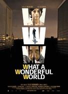 WWW: What a Wonderful World - Danish Movie Poster (xs thumbnail)