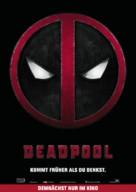Deadpool - German Movie Poster (xs thumbnail)