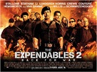 The Expendables 2 - British Movie Poster (xs thumbnail)