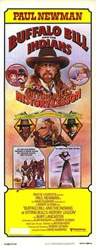 Buffalo Bill and the Indians, or Sitting Bull's History Lesson - Movie Poster (xs thumbnail)