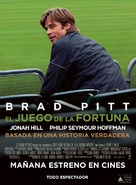 Moneyball - Chilean Movie Poster (xs thumbnail)