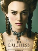 The Duchess - French Movie Poster (xs thumbnail)