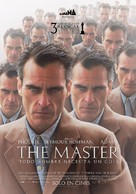The Master - Mexican Movie Poster (xs thumbnail)