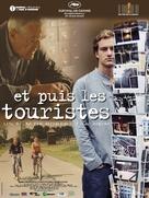 Am Ende kommen Touristen - French Movie Poster (xs thumbnail)