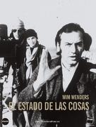 Stand der Dinge, Der - Spanish DVD movie cover (xs thumbnail)