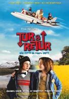 Tur & retur - Swedish Movie Poster (xs thumbnail)