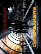 Daybreakers - British Movie Poster (xs thumbnail)