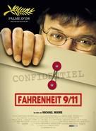 Fahrenheit 9/11 - French Movie Poster (xs thumbnail)