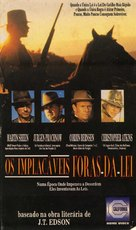Guns of Honor - Brazilian VHS cover (xs thumbnail)
