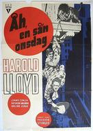 The Sin of Harold Diddlebock - Swedish Movie Poster (xs thumbnail)