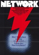 Network - German Movie Poster (xs thumbnail)
