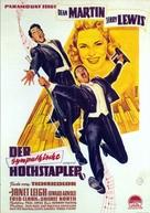 Living It Up - German Movie Poster (xs thumbnail)
