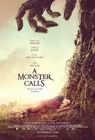 A Monster Calls - Malaysian Movie Poster (xs thumbnail)