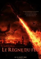 Reign of Fire - French Movie Poster (xs thumbnail)