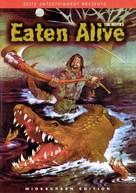 Eaten Alive - DVD cover (xs thumbnail)