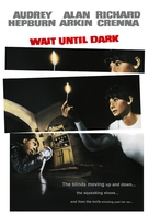 Wait Until Dark - DVD cover (xs thumbnail)