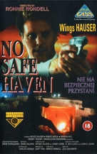 No Safe Haven - Polish VHS cover (xs thumbnail)