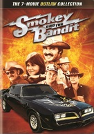 Smokey and the Bandit - DVD cover (xs thumbnail)