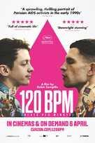 120 battements par minute - British Movie Poster (xs thumbnail)