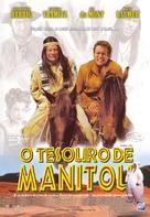 Der Schuh des Manitu - Brazilian Movie Poster (xs thumbnail)