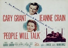 People Will Talk - Movie Poster (xs thumbnail)