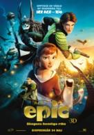 Epic - Swedish Movie Poster (xs thumbnail)