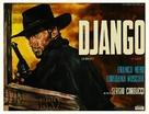 Django - Italian Movie Poster (xs thumbnail)