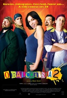 Clerks II - Brazilian Movie Poster (xs thumbnail)