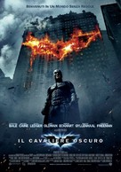 The Dark Knight - Italian Movie Poster (xs thumbnail)