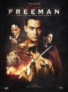 Crying Freeman - German Movie Cover (xs thumbnail)
