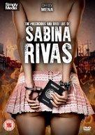 La vida precoz y breve de Sabina Rivas - British DVD cover (xs thumbnail)