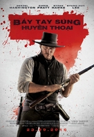 The Magnificent Seven - Vietnamese Movie Poster (xs thumbnail)
