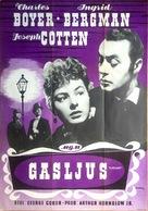 Gaslight - Swedish Movie Poster (xs thumbnail)