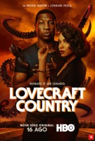 """""""Lovecraft Country"""" - Brazilian Movie Poster (xs thumbnail)"""