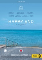 Happy End - Hungarian Movie Poster (xs thumbnail)