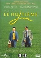 Huitième jour, Le - Belgian poster (xs thumbnail)