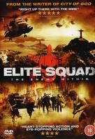 Tropa de Elite 2 - O Inimigo Agora É Outro - British DVD cover (xs thumbnail)