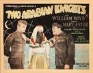 Two Arabian Knights - Movie Poster (xs thumbnail)