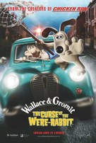 Wallace & Gromit in The Curse of the Were-Rabbit - Advance movie poster (xs thumbnail)