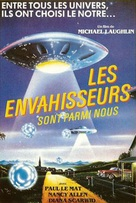 Strange Invaders - French DVD cover (xs thumbnail)