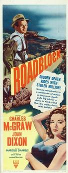 Roadblock - Movie Poster (xs thumbnail)