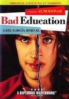 La mala educación - Movie Cover (xs thumbnail)