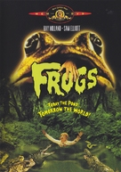 Frogs - DVD cover (xs thumbnail)