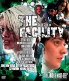 The Facility - Singaporean DVD cover (xs thumbnail)