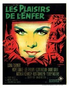 Peyton Place - French Movie Poster (xs thumbnail)