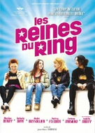 Les reines du ring - French DVD cover (xs thumbnail)