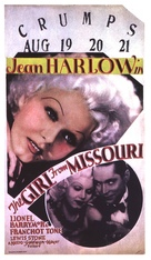 The Girl from Missouri - British Movie Poster (xs thumbnail)