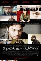 Spoken Word - Movie Poster (xs thumbnail)